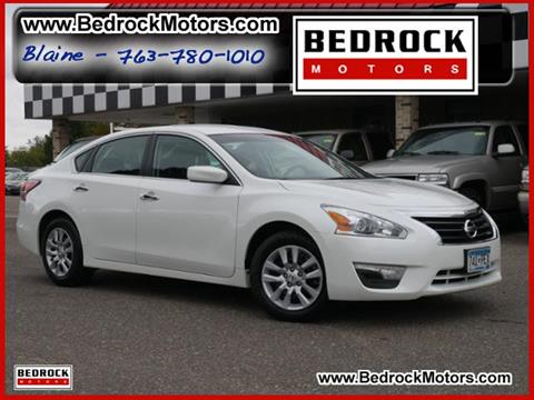2015 Nissan Altima for sale in Rogers, MN