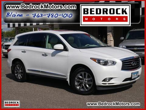 2013 Infiniti JX35 for sale in Rogers, MN
