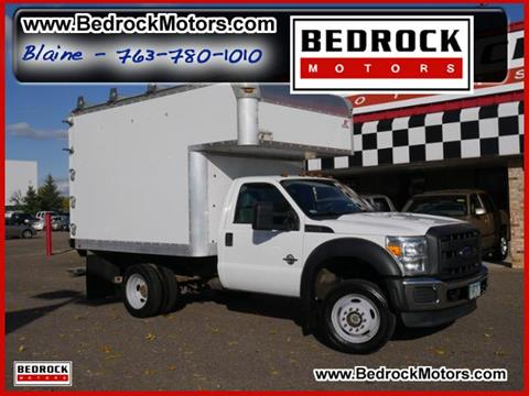 2013 Ford F-550 for sale in Rogers, MN
