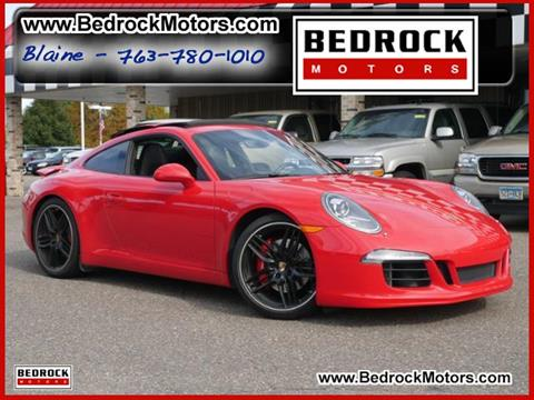 2013 Porsche 911 for sale in Rogers, MN