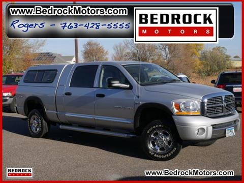 2006 Dodge Ram Pickup 2500 for sale in Rogers, MN