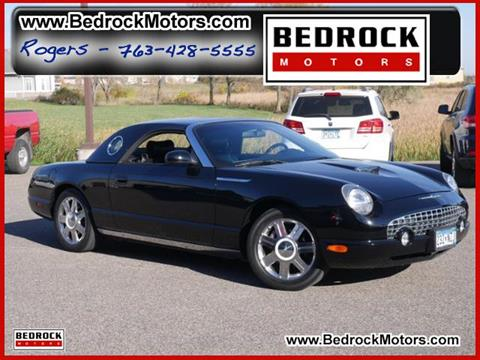 2005 Ford Thunderbird for sale in Rogers, MN