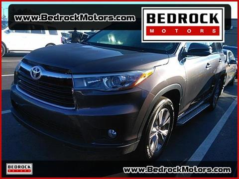 2015 Toyota Highlander for sale in Rogers, MN