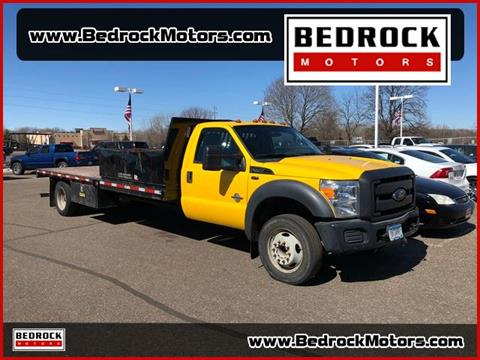 2012 Ford F-550 Super Duty for sale in Rogers, MN