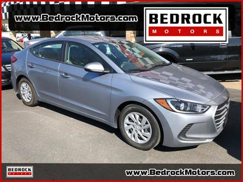 2017 Hyundai Elantra for sale in Rogers, MN