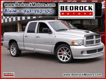 2005 Dodge Ram Pickup 1500 SRT-10 for sale in Rogers, MN