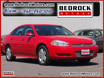 2012 Chevrolet Impala for sale in Rogers, MN