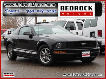 2005 Ford Mustang for sale in Rogers, MN