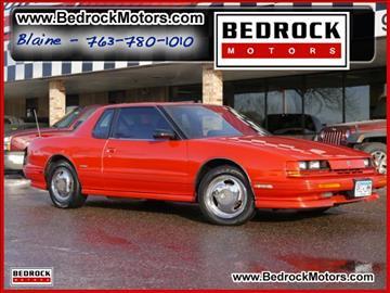 1991 Oldsmobile Toronado for sale in Rogers, MN