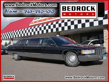 1996 Cadillac Fleetwood for sale in Rogers, MN
