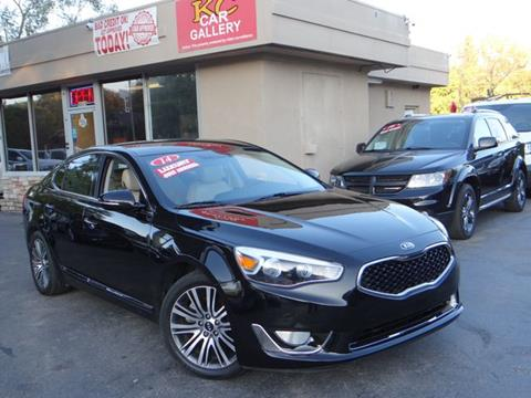 2014 Kia Cadenza for sale at KC Car Gallery in Kansas City KS