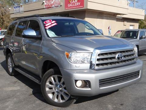 2008 Toyota Sequoia for sale at KC Car Gallery in Kansas City KS