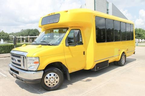 2010 Ford E-Series Chassis for sale in Houston, TX