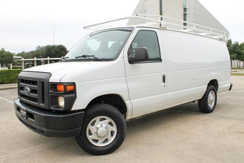 2010 Ford E-Series Cargo for sale in Houston, TX