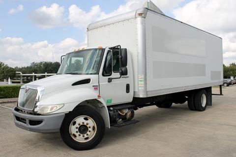 2009 International DuraStar 4300 for sale in Houston, TX
