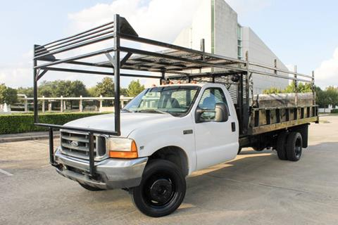 1999 Ford F-550 Super Duty for sale in Houston, TX
