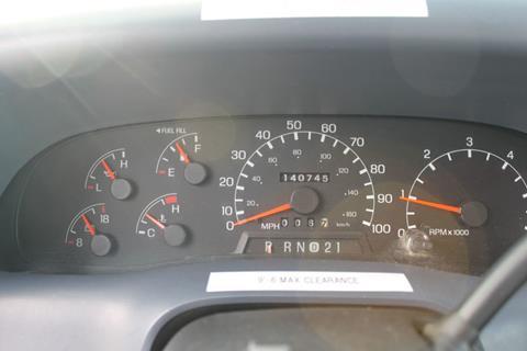 1999 Ford F-550 Super Duty