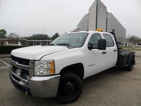 2010 Chevrolet Silverado 3500HD for sale in Houston, TX