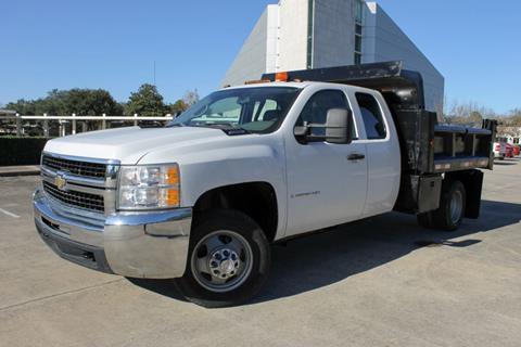 2009 Chevrolet Silverado 3500HD CC for sale in Houston, TX