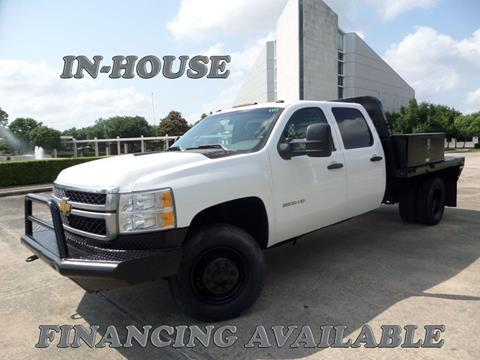 2012 Chevrolet Silverado 3500HD for sale in Houston, TX