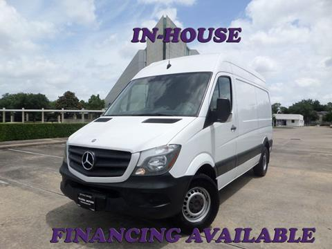 2015 Mercedes-Benz Sprinter Cargo for sale in Houston, TX
