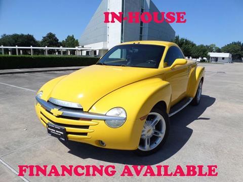 2004 Chevrolet SSR for sale in Houston, TX