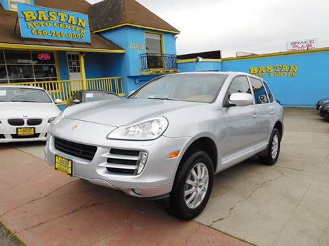 2008 Porsche Cayenne for sale in Daly City, CA