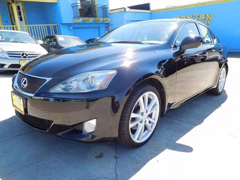 2006 Lexus IS 250 for sale in Daly City, CA