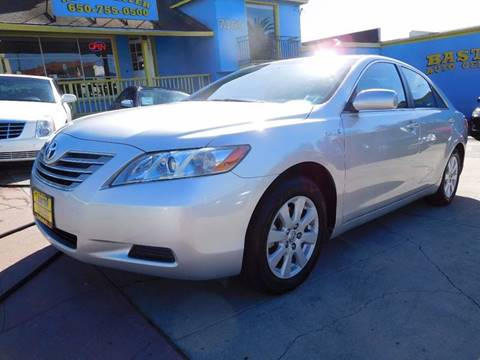 2009 Toyota Camry Hybrid for sale in Daly City, CA