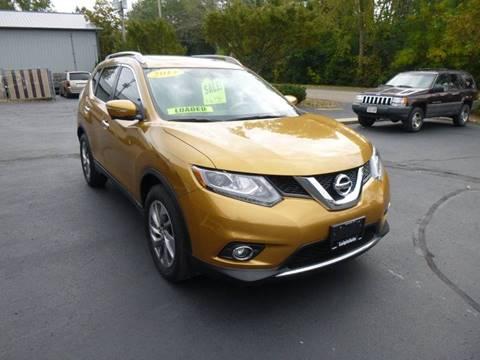 2014 Nissan Rogue for sale in Kenosha, WI