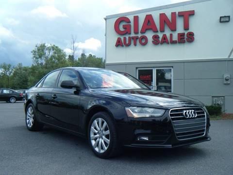 Audi Cars Pickup Trucks For Sale East Syracuse GIANT AUTO SALES - Audi syracuse