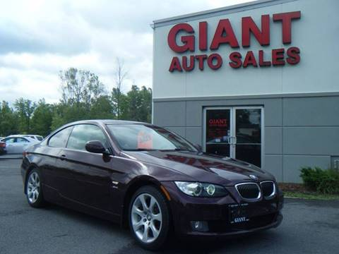 2010 BMW 3 Series for sale in East Syracuse, NY