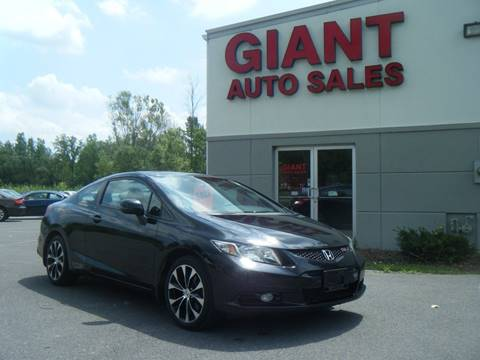 2013 Honda Civic for sale in East Syracuse, NY