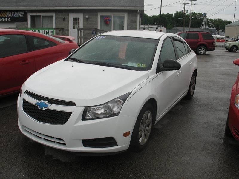 2011 Chevrolet Cruze LS 4dr Sedan - Buckhannon WV