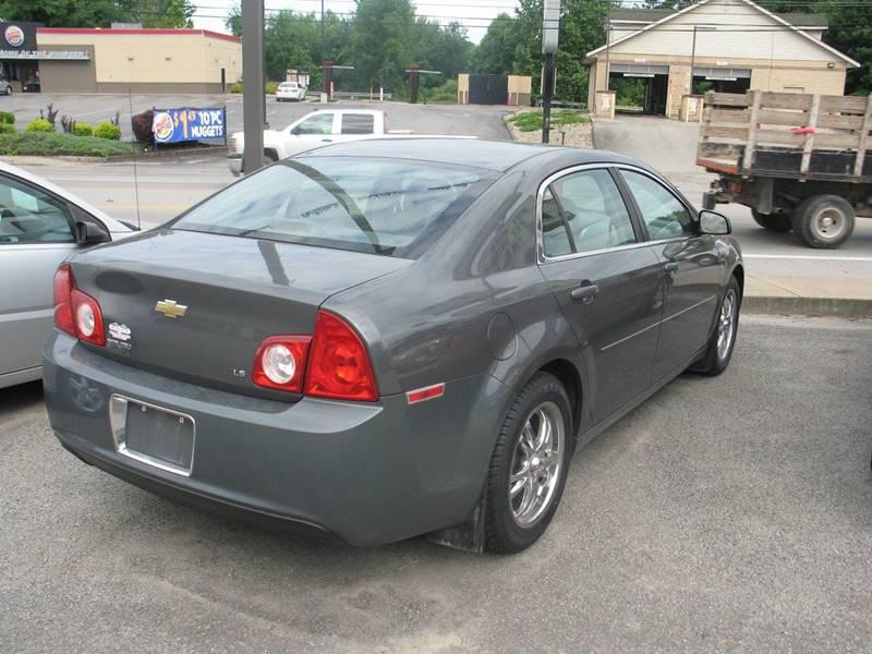 2009 Chevrolet Malibu LS 4dr Sedan - Buckhannon WV