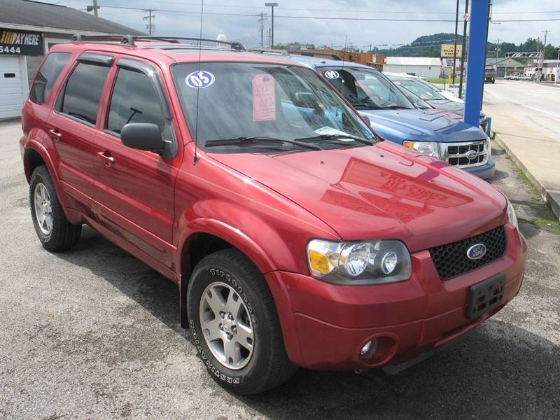 2005 Ford Escape AWD Limited 4dr SUV - Buckhannon WV