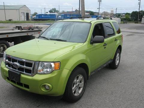 2011 Ford Escape for sale in Buckhannon, WV