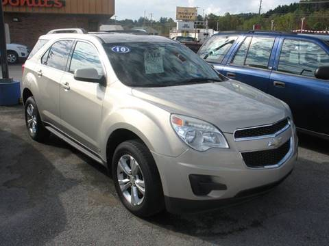 2010 Chevrolet Equinox for sale in Buckhannon, WV