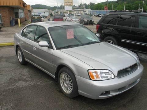 2004 Subaru Legacy for sale at RACEN AUTO SALES LLC in Buckhannon WV