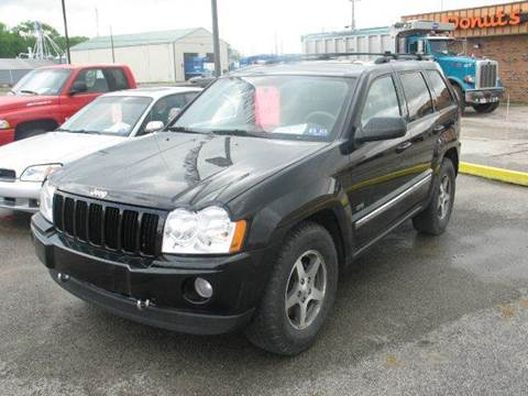 2006 Jeep Grand Cherokee for sale at RACEN AUTO SALES LLC in Buckhannon WV