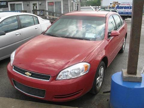 2007 Chevrolet Impala for sale at RACEN AUTO SALES LLC in Buckhannon WV