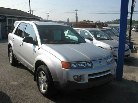 2004 Saturn Vue for sale at RACEN AUTO SALES LLC in Buckhannon WV