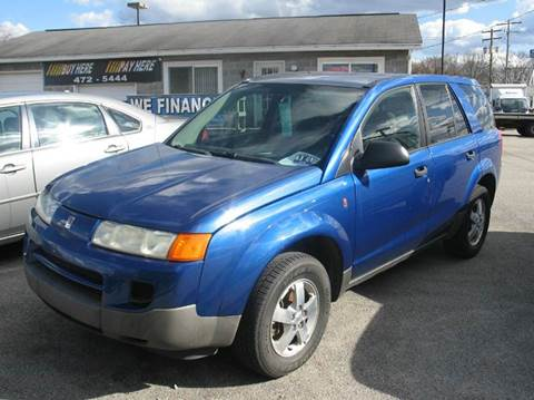 2005 Saturn Vue for sale at RACEN AUTO SALES LLC in Buckhannon WV