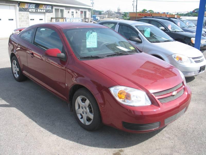2007 Chevrolet Cobalt LT 2dr Coupe w/ Head Curtain Airbags - Buckhannon WV