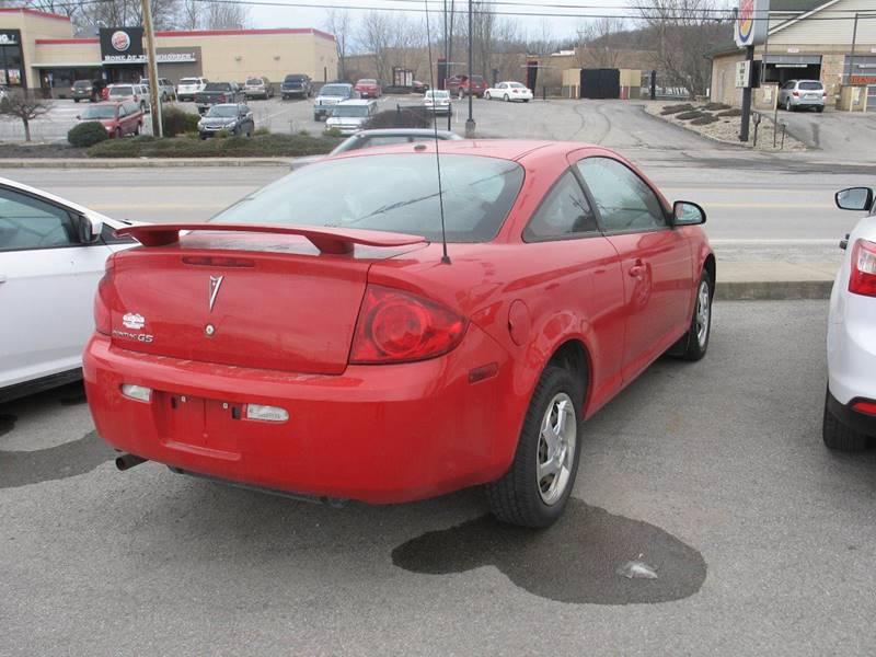 2007 Pontiac G5 2dr Coupe - Buckhannon WV