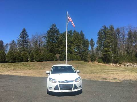 2012 Ford Focus for sale in Belchertown MA