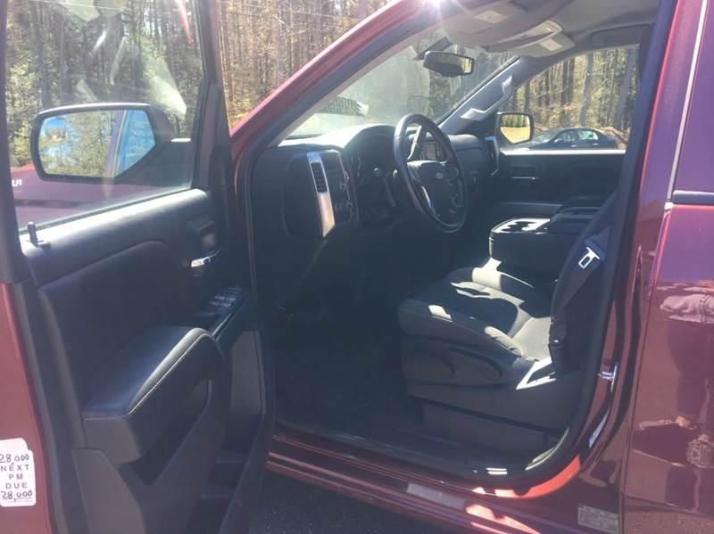 2014 Chevrolet Silverado 1500 4x4 LT 4dr Crew Cab 5.8 ft. SB - Belchertown MA