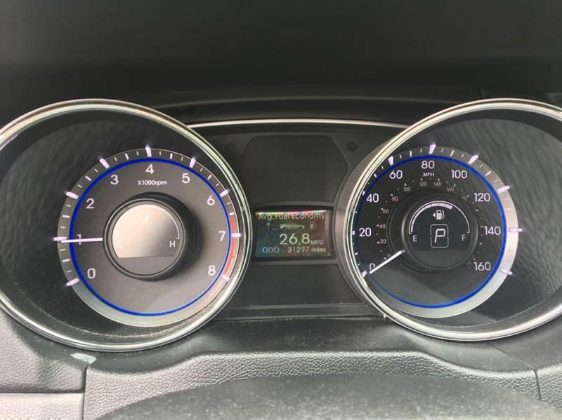 2014 Hyundai Sonata GLS 4dr Sedan - Belchertown MA