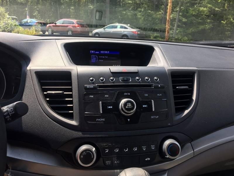 2014 Honda CR-V AWD LX 4dr SUV - Belchertown MA