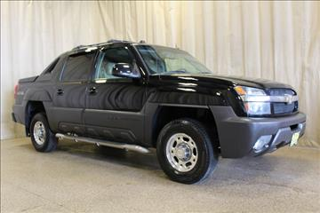 2004 Chevrolet Avalanche for sale at AutoLand Outlets Inc in Roscoe IL
